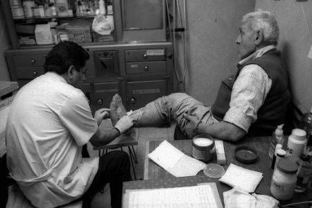 Walter Sangroni – Enfermería