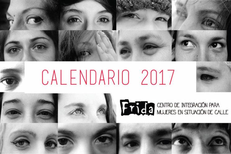 Calendario Frida Frente